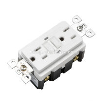 YGB-092 Household american 15A 2LED gfci receptacles